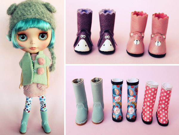 Ugg Boots e Animal Boots