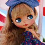 Lançamento de Julho: Neo Blythe Cherry Beach Sunset