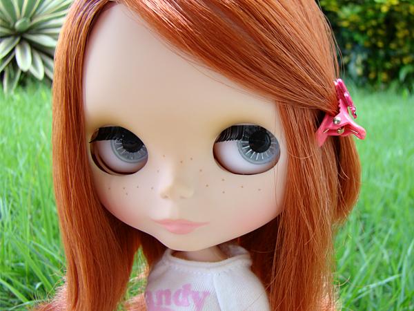 Blythe Friendly Freckles para Adoção