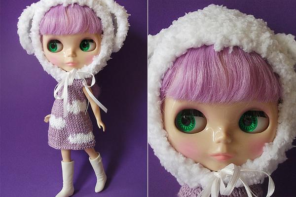 Blythe Simply Lilac para Adoção