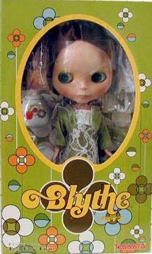 Blythe Tea For Two (EBL) para Adoção