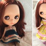 Blythe Bohemian Peace para Adoo