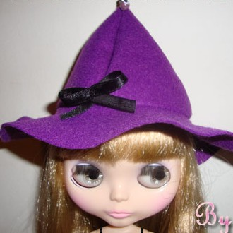 Chapéu de Bruxa para Blythe