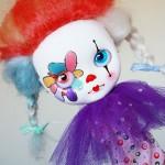 Blythe Clown Girl para Adoção