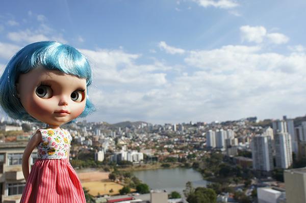 Diário da Cora em Belo Horizonte