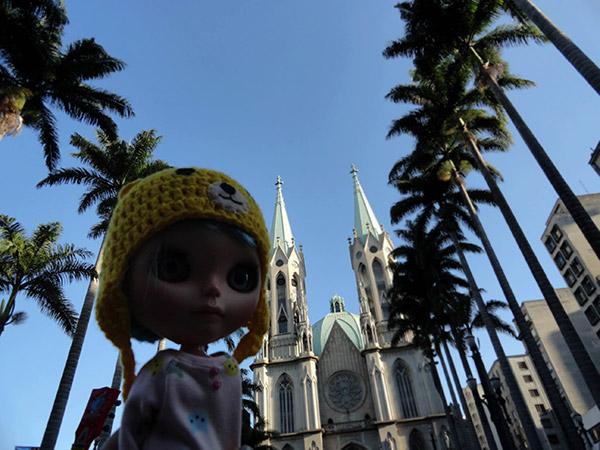 Diário da Cora em São Paulo