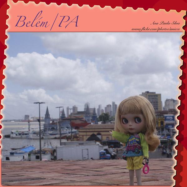 Diário da Emma em Belém (PA)