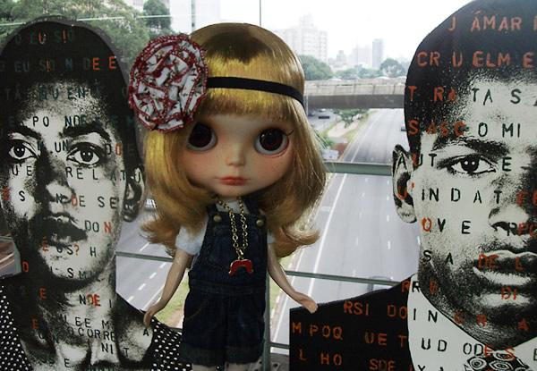 Emma em São Paulo