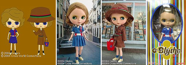 Blythe French Trench