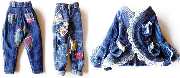 Jeans Coringa