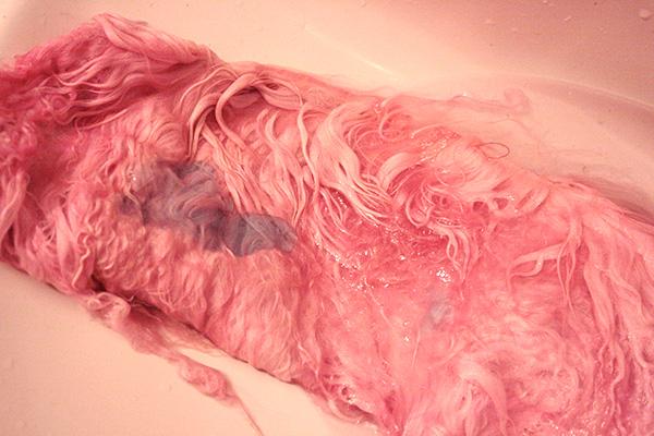 Lavando e Tratando o Mohair Skin