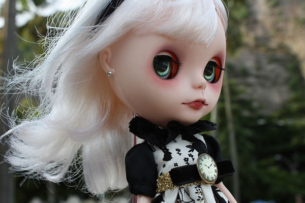 Leonor - The Travelling Blythe