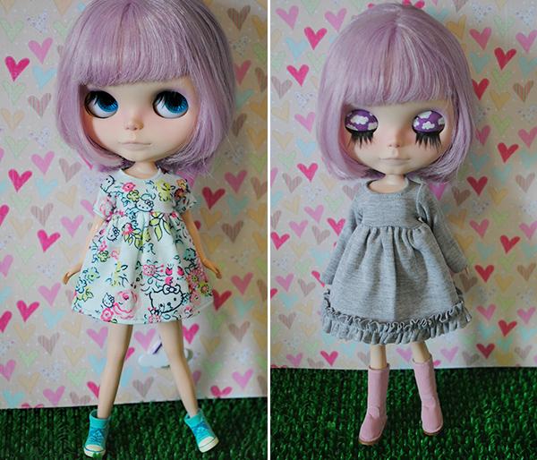 Simply Lilac Custom para Adoção