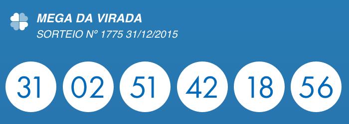Mega da Virada 2015