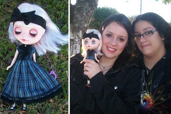 Com a Pattie em Porto Alegre!