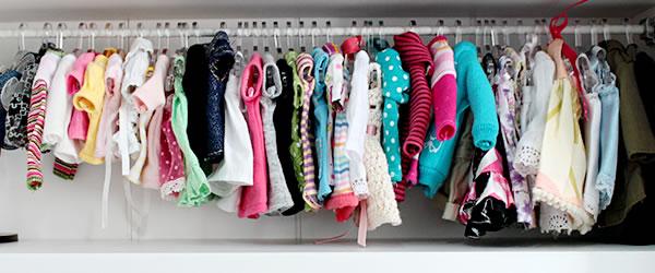 Mini Closet para Blythes