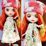 Blythe Zinochika Custom