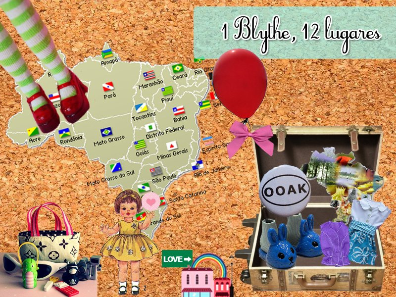 1 Blythe, 12 lugares