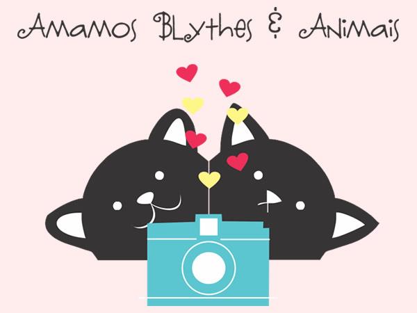 Concurso Fotográfico: Amamos Blythes & Animais